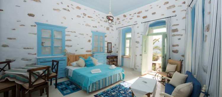 Rooms & Apartments in Symi Holidays