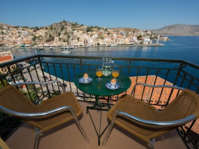 Book Symi Hotels - Yialos/Harbour